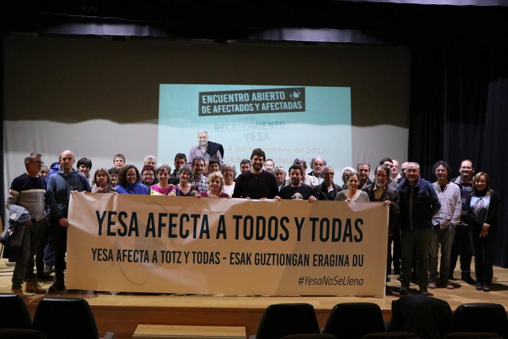 Foto: Asociación Río Aragón-Coagret