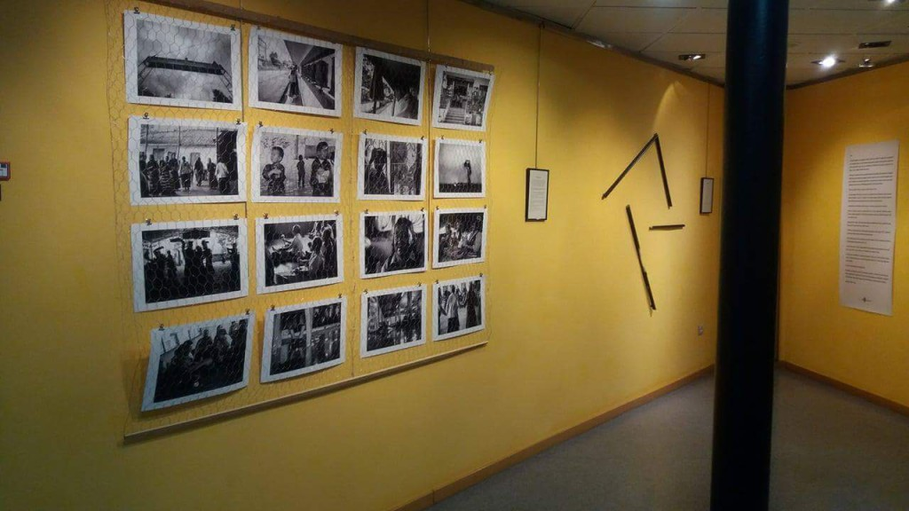 El Centro Cívico Esquinas acoge la exposición 'AlterNativas, personas nacidas en otro lugar'