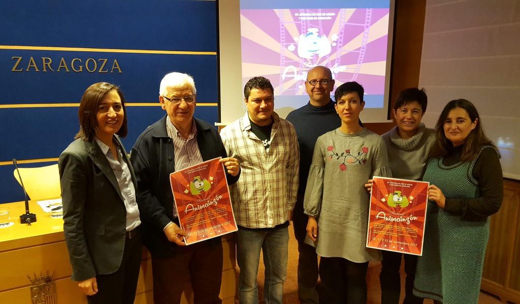 Ainzón celebra la XIV edición del festival Animainzón, su certamen de cine de animación
