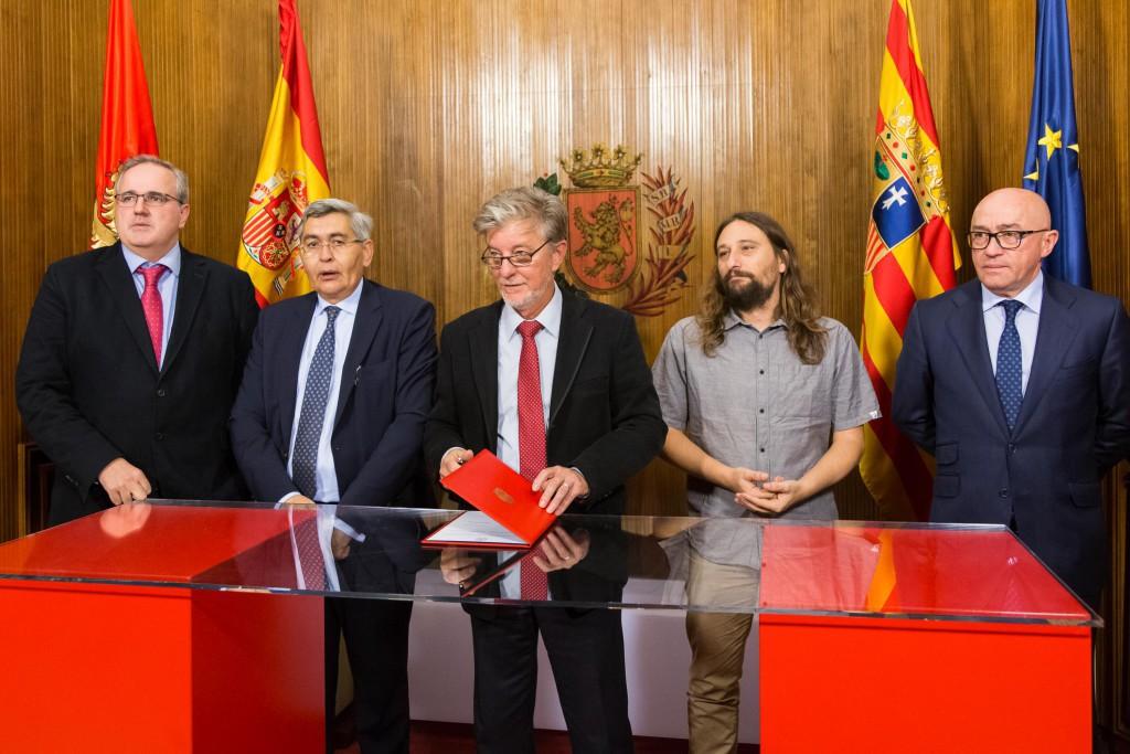 El Consistorio zaragozano cierra un acuerdo para financiar la construcción de 80 viviendas con servicios comunes en Las Fuentes
