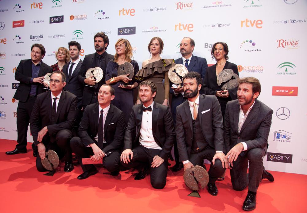 Aragón acogerá los Premios Forqué 2018
