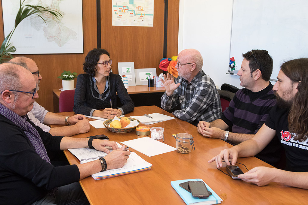 Primeros pasos para la creación del futuro Centro Cívico de Parque Goya