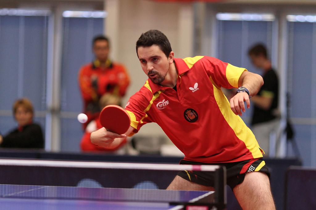 Difícil compromiso para los equipos aragoneses de Primera División Masculina de tenis de mesa