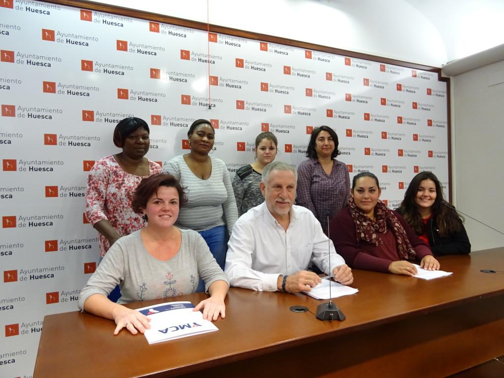 Uesca celebra las I Jornadas por la Tolerancia
