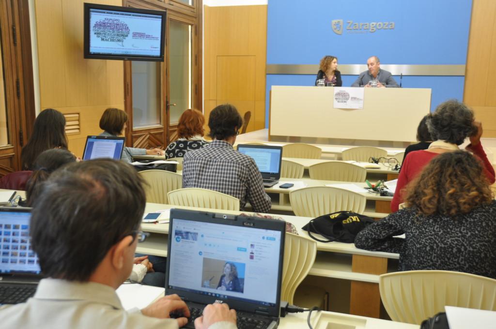 Las II Jornadas 'Información y Violencia Machista' suman un taller para profesionales y un debate abierto al público