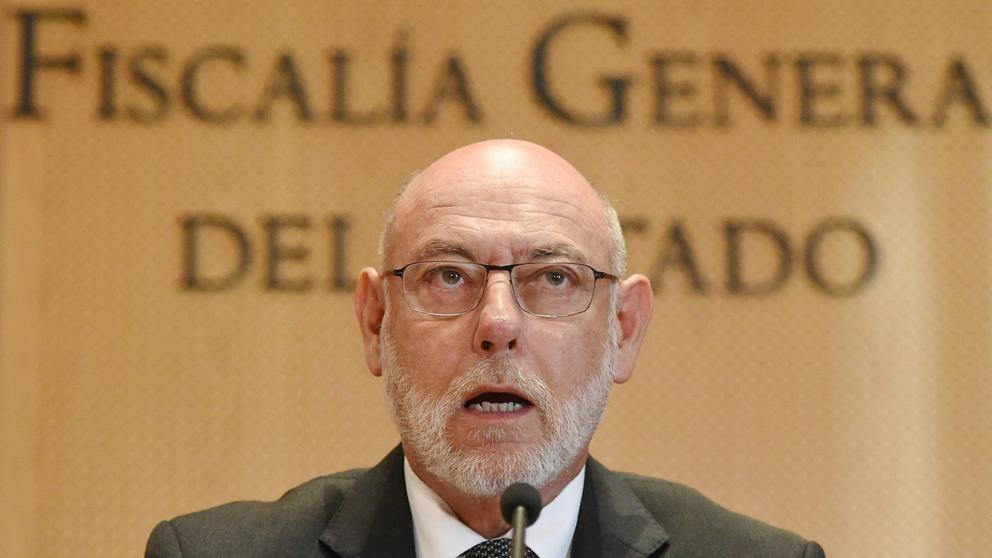 Muere en Buenos Aires el fiscal general del Estado español, José Manuel Maza