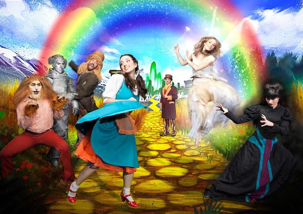 El Mago de Oz, la historia de siempre, contada como nunca