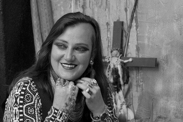 María Galindo presenta 'No hay libertad política si no hay libertad sexual'