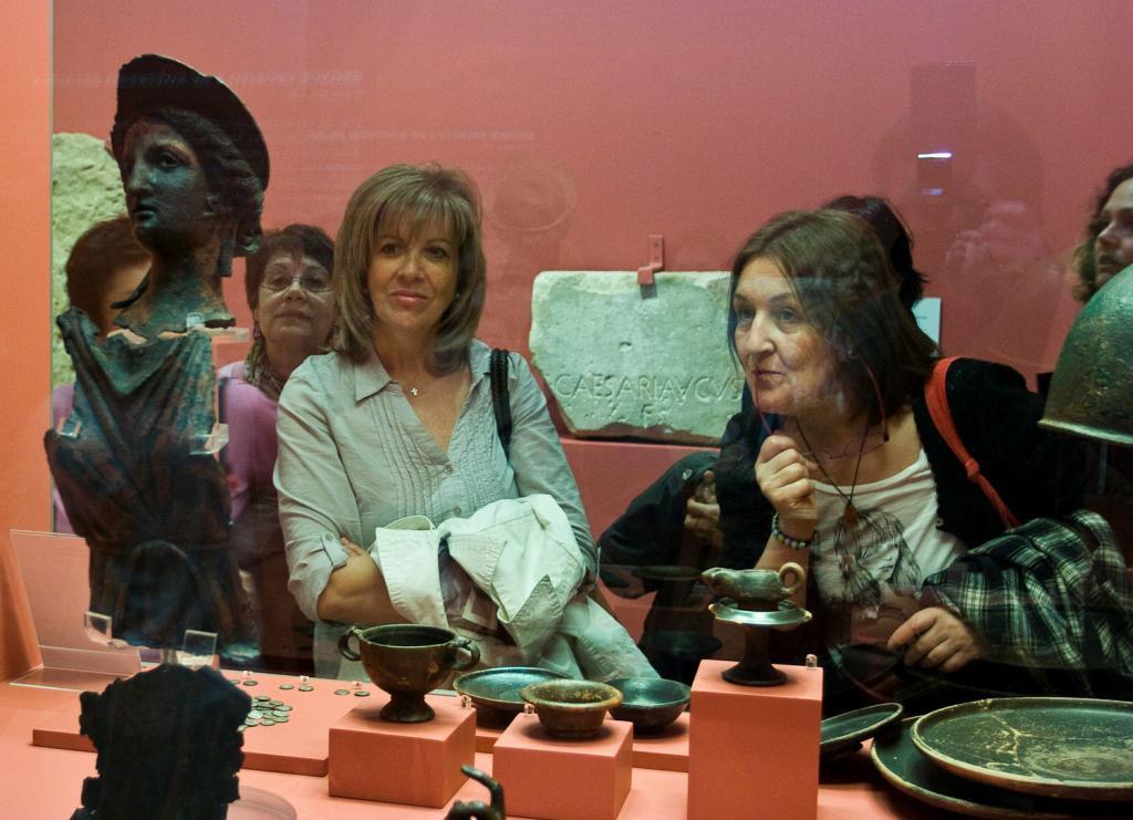 Vuelven las visitas guiadas gratuitas a varias secciones del Museo de Zaragoza los miércoles por la tarde