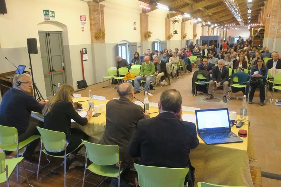 El proyecto 'Fruta del Manubles: Tradición y calidad' presentado a nivel internacional en Italia