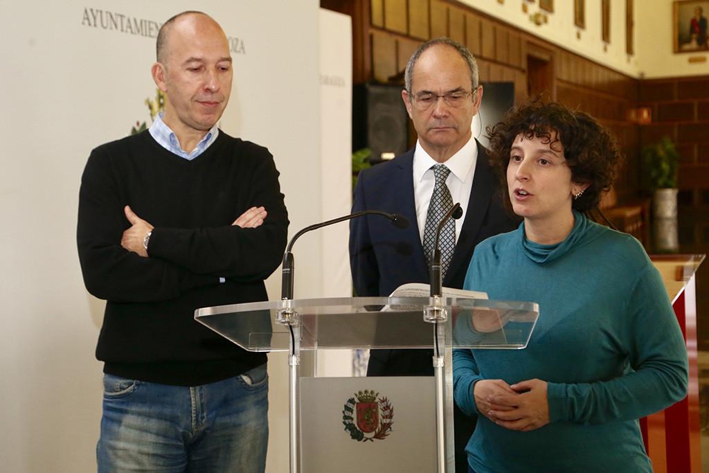 Ayuntamiento de Zaragoza y CEPES Aragón firman un convenio para fortalecer la economía social y solidaria