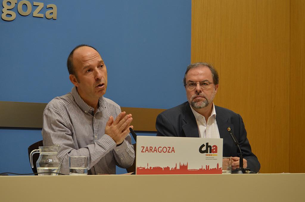 Chunta Aragonesista propone crear el Centro de Memoria Histórica de Aragón