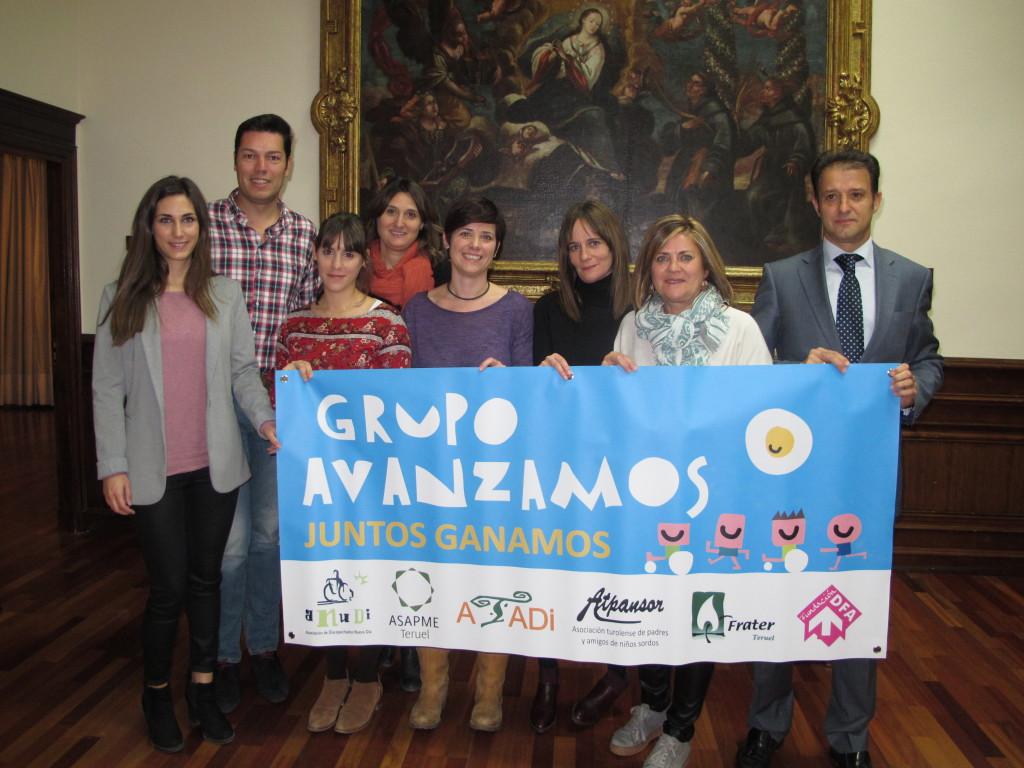 3.500 personas participarán en la 'XIV Carrera Solidaria por la Discapacidad' en Teruel