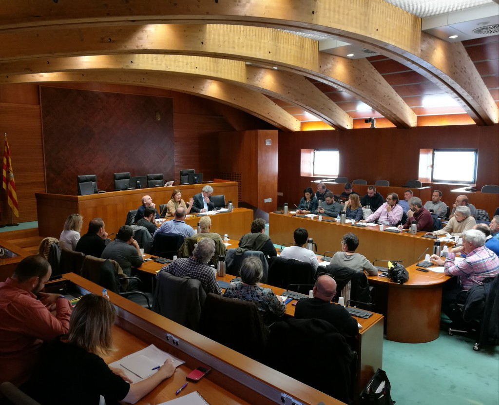 CHA reclama medidas para paliar los problemas que supone el retraso en la aprobación de los PGE