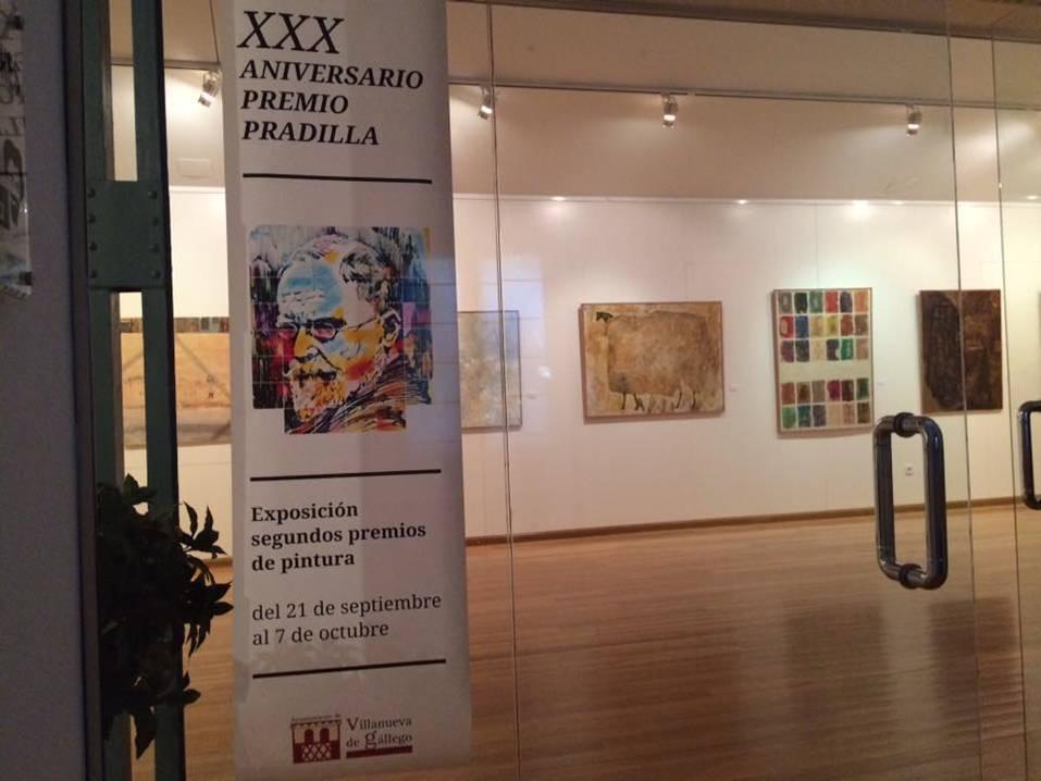 Villanueva de Galligo conmemora el XXX aniversario del Premio de Pintura Francisco Pradilla