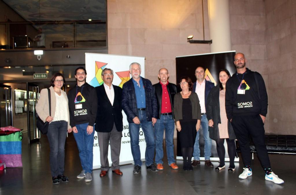 Mariví Broto anuncia la próxima aprobación del proyecto de Ley de Igualdad LGTBI