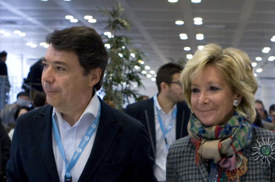 Ignacio González sale de la cárcel tras depositar 400.000 euros de fianza