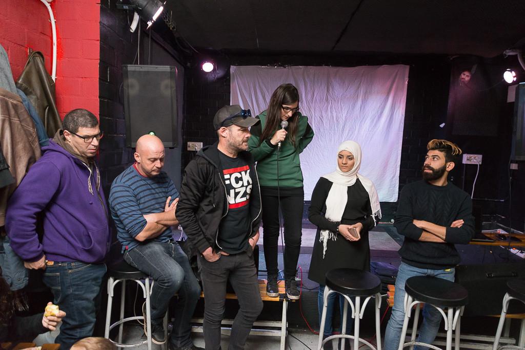 Arabgón, una asociación de personas refugiadas que nace desde la solidaridad y el trabajo