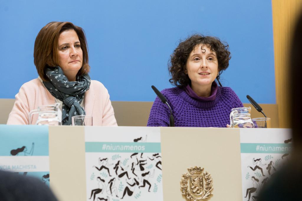 Más de 90 mujeres víctimas de violencia machista son atendidas cada mes por el Servicio de Igualdad del Ayuntamiento Zaragoza