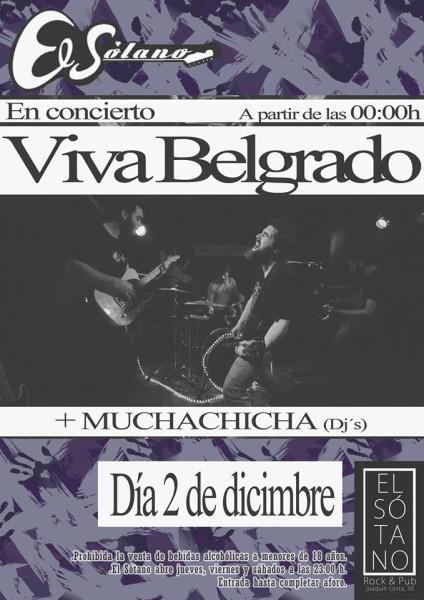 Viva Belgrado 2D Teruel