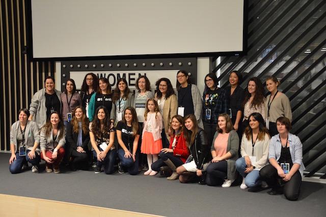Etopia acoge Women Techmakers, un evento con el que visibilizar a las mujeres en la tecnología