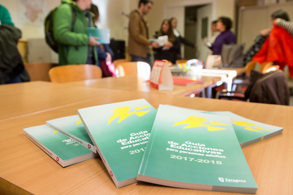 Zaragoza, Ciudad Educadora: una nueva Guía para potenciar las acciones formativas para personas adultas