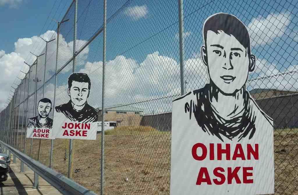 Un año en la cárcel por el montaje de Altsasu