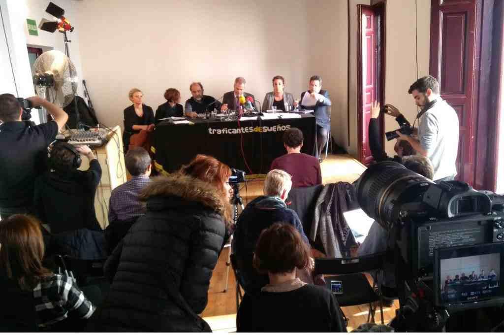 La Audiencia Nacional niega a las personas acusadas de Altsasu la posibilidad de defenderse