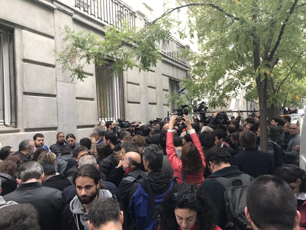 Fiscalía solicita prisión provisional para 8 consellers y prisión eludible bajo fianza para Santi Vila