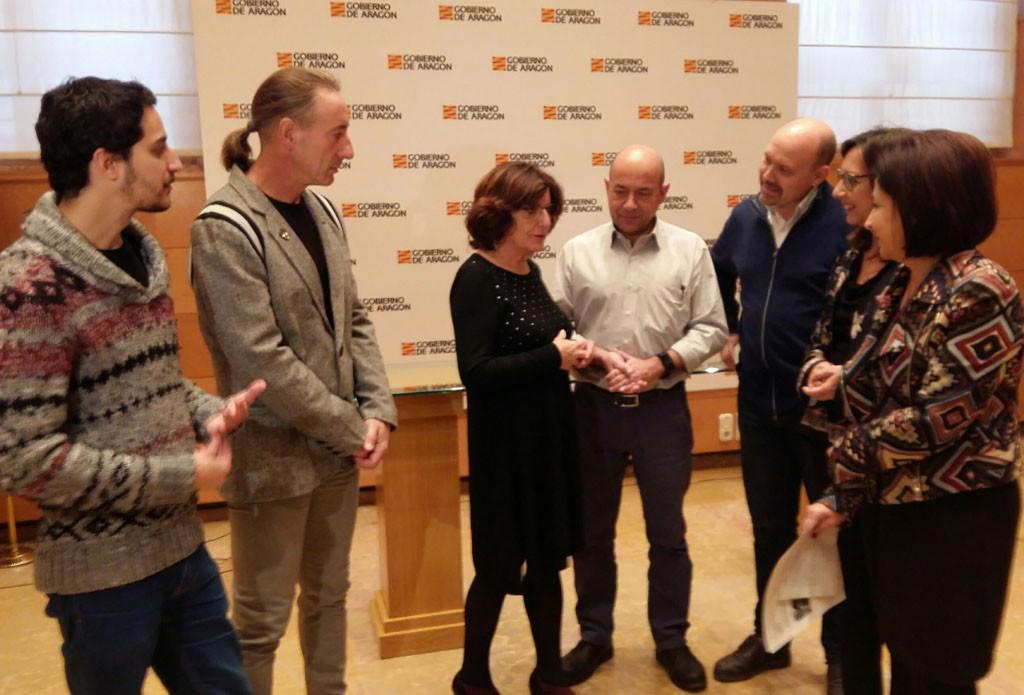 Gobierno de Aragón, agentes y entidades sociales colaborarán en la lucha contra la discriminación