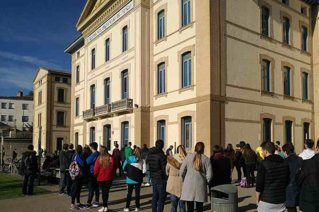 El Colectivo Ciudadano pide que se traslade el Archivo General de Aragón al Seminario de Uesca