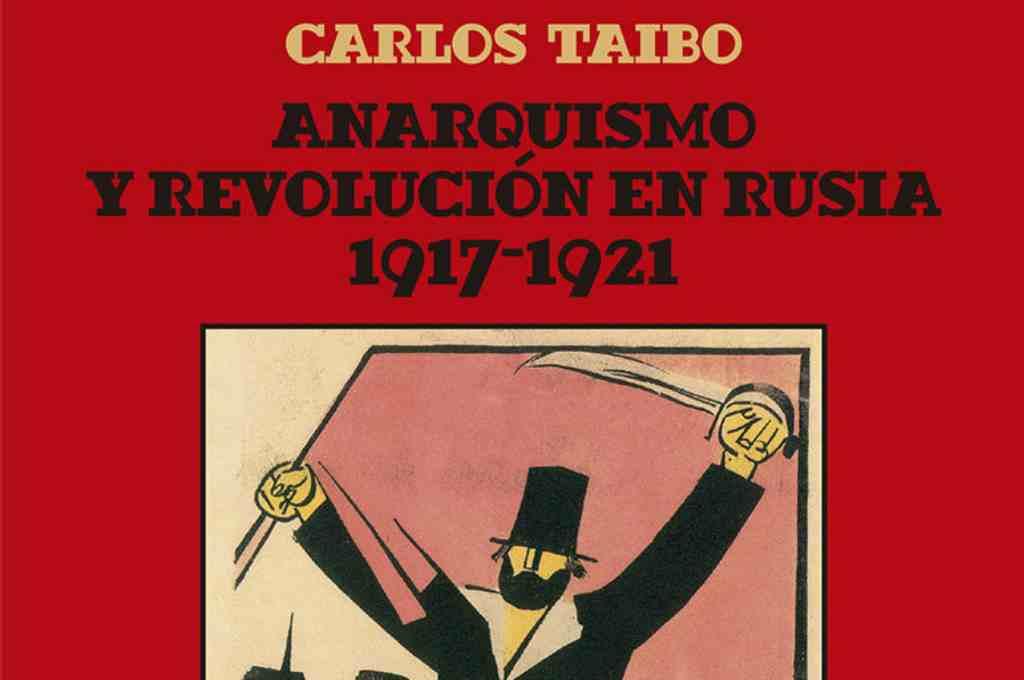 Carlos Taibo presenta en Fraga su nuevo libro sobre anarquismo y la Revolución rusa