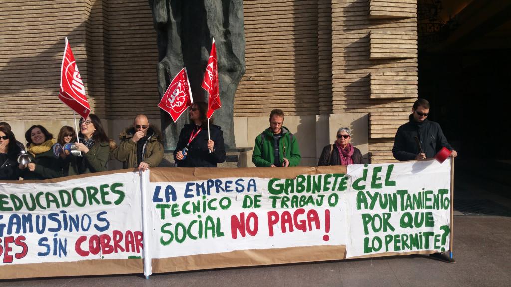 Chunta Aragonesista exigirá una solución para las y los trabajadores de CTL en el Debate sobre el Estado de Zaragoza