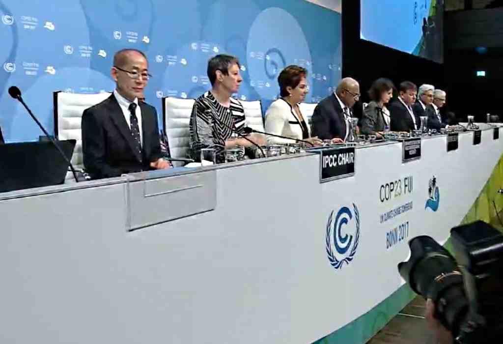 Fiyi y Donal Trump serán los protagonistas de la Conferencia de la ONU sobre Cambio Climático
