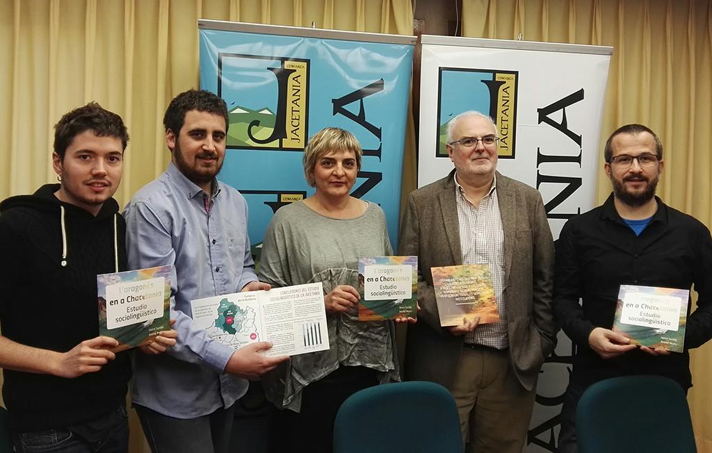 Un estudio plantea soluciones para revitalizar el aragonés en la Chacetania