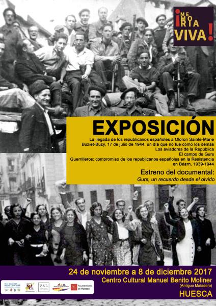 exposición Memoria Viva
