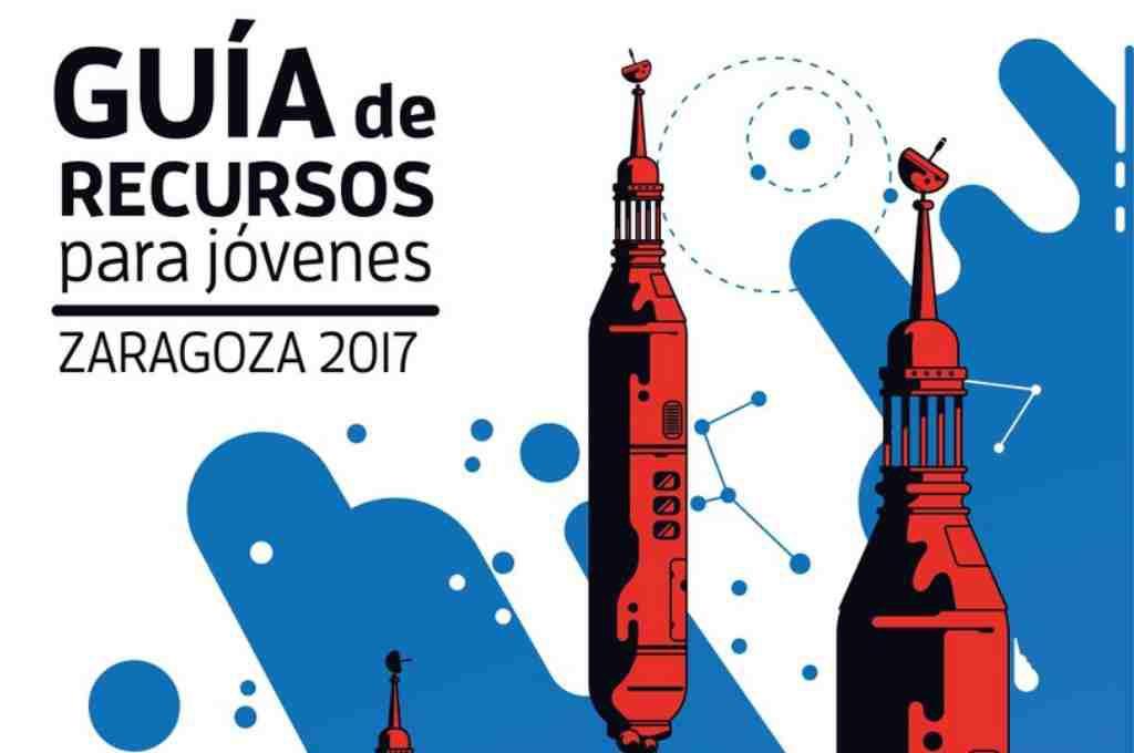 Más de 1.300 recursos para jóvenes de Zaragoza una nueva Guía elaborada por el CIPAJ