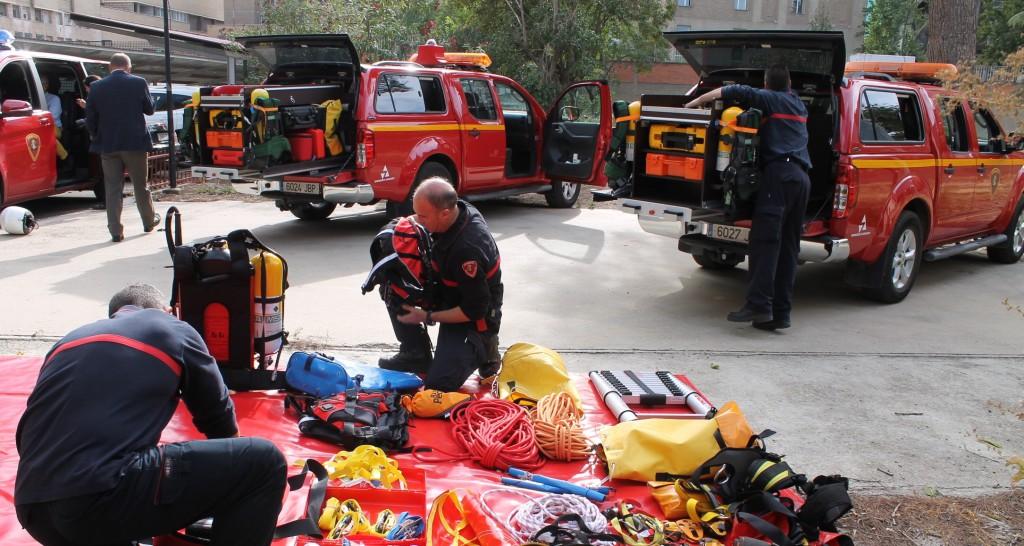 Presentan una querella por prevaricación y tráfico de influencias en las oposiciones a bombero-conductor