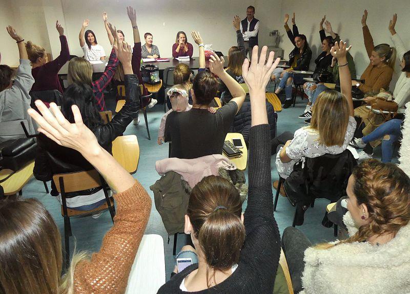 Las trabajadoras de Bershka en Pontevedra consiguen sus reivindicaciones ante Inditex