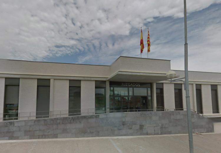 El Juzgado de Fraga fija una nueva fecha para el desahucio de dos personas jubiladas