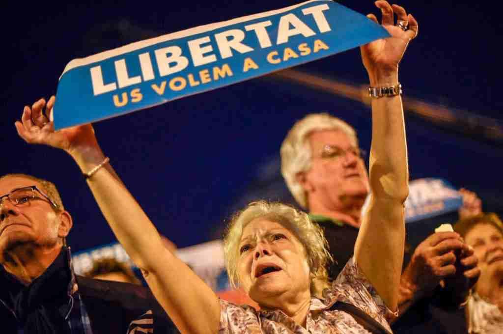 """Los miembros de ERC encarcelados acatan el 155 """"por imperativo legal"""""""