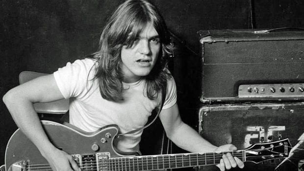 Fallece Malcolm Young, guitarrista y fundador de AC/DC