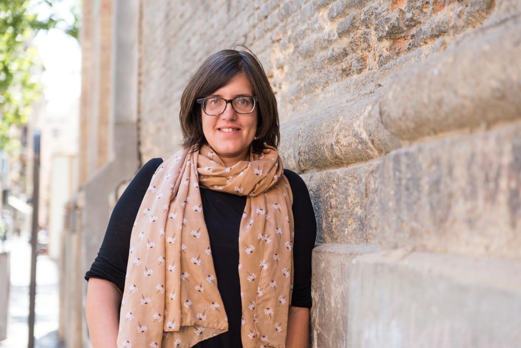 """Marta Maella: """"En el cáncer de mama tienes que luchar para ser partícipe de tu propio proceso"""""""