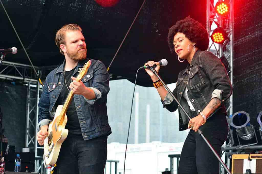 El soul, el blues y el rock de la mano de Nikki Hill y Frankie Chavez