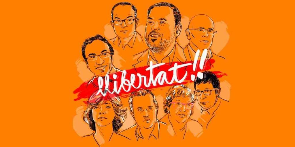 Esquerra Unida del País Valencià publica un comunicado de rechazo al encarcelamiento del Govern
