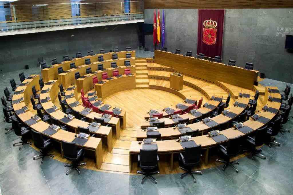 El Parlamento de Nafarroa expresa su disconformidad con la deriva tomada por el caso de Altsasu