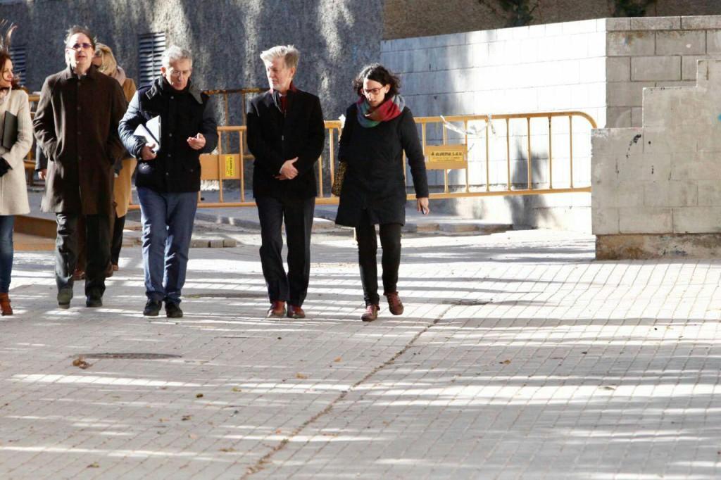 El barrio de San José disfruta ya de mejoras por valor de 250.000 euros