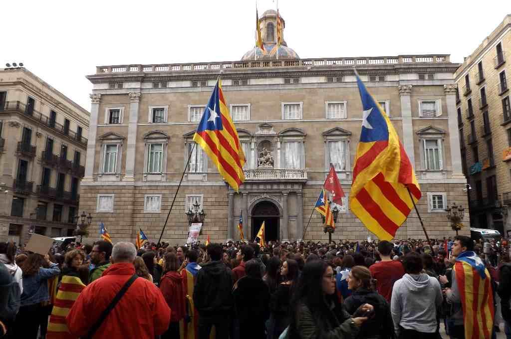 Otra vez más, una vez más: al independentismo le sienta bien la calle