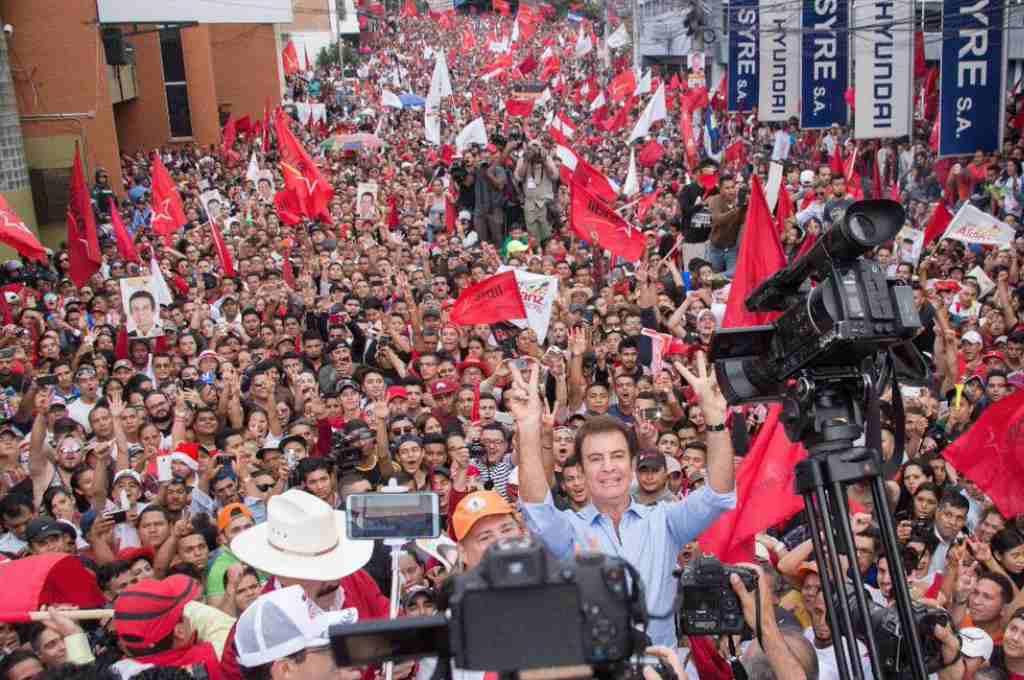 Incertidumbre y sospechas de fraude en el recuento de votos de las elecciones de Honduras