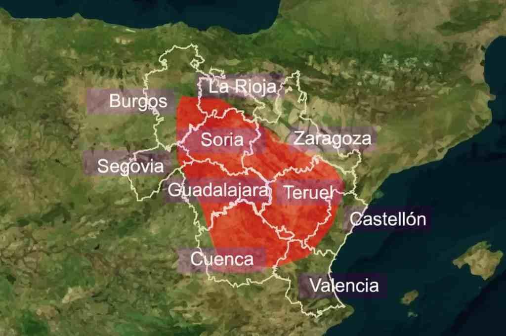 Una charla sobre cómo la Serranía Celtibérica se ha convertido en el territorio más desestructurado de la UE